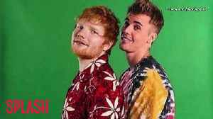 Justin + Ed Tease Collab? [Video]