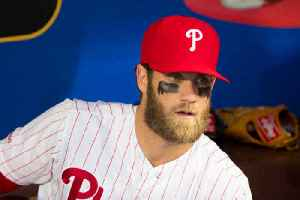 Bryce Harper Booed at Home by Phillies Fans [Video]