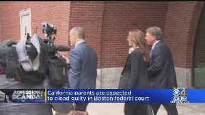 California Couple Pleads Guilty In College Admissions Scam [Video]