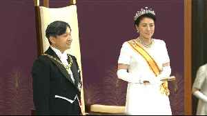 Japan's new Emperor Naruhito ascends Chrysanthemum Throne [Video]