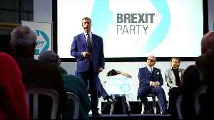 Brexit uncertainty: Conservative party under pressure [Video]