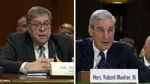 AG William Barr Faces Questions From Senate Judiciary Committee on Mueller Report [Video]