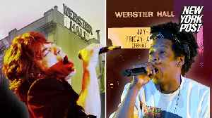 A history of Webster Hall's 133 years of rocking New York [Video]