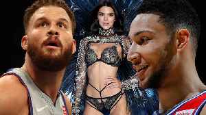 Ben Simmons' Ex Kendall Jenner Seen Out PARTYING With Blake Griffin & Jordan Clarkson! [Video]
