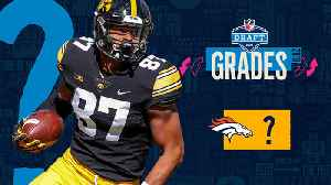 Daniel Jeremiah grades the Denver Broncos' 2019 draft class [Video]