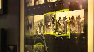 Exhibit featuring rare prints, video footage and outfits celebrates Woodstock's 50th Anniversary [Video]