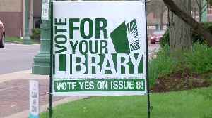 Stark County voters asked again to approve a new levy for Stark Library District [Video]