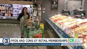 Consumer Reports: Pros and cons of retail memberships [Video]