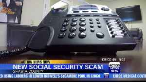 Social security scam surfaces in Shasta County [Video]