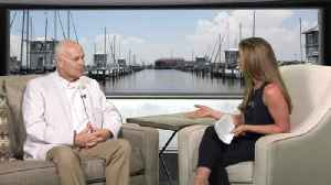 Harrison County EMA Director Rupert Lacy on set [Video]