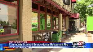 Huntsville Fire: Humphrey's Bar and Grill fire accidental, started in kitchen [Video]