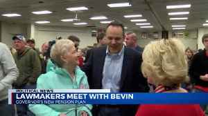 Bevin Pension Plan [Video]