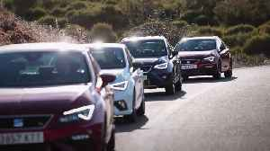 SEAT is a pioneer in CNG vehicles [Video]
