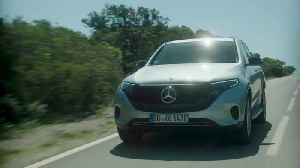 The new Mercedes-Benz EQC Edition 1886 Preview [Video]