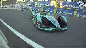 Panasonic Jaguar Racing Season 5 Mexico City E-Prix Race Highlight [Video]