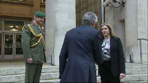 Mordaunt speaks after being appointed Defence Secretary [Video]