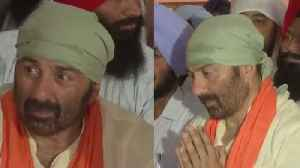 Sunny Deol prays in Kartarpur Sahib, Hold Historical Road Show in Gurdaspur | Oneindia News [Video]