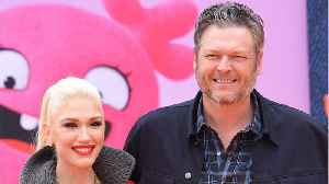 Ellen DeGeneres Gives Blake Shelton And Gwen Stefani A Proposal Countdown Clock [Video]