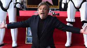 Mark Hamill Is Celebrating Star Wars Day All Month Long [Video]