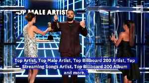 Big Winners at the 2019 Billboard Music Awards [Video]