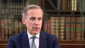 Carney expects 'some' rate increases over next three years [Video]