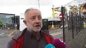 Workers react to Bombardier's decision to sell Belfast site [Video]