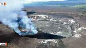 Man Suffers Serious Injuries After Falling Into The Caldera Of Hawaii's Kilauea Volcano [Video]