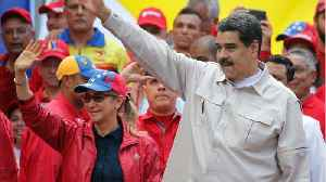 Venezuela's Maduro Seeks to Display Military Loyalty In Political Crisis [Video]