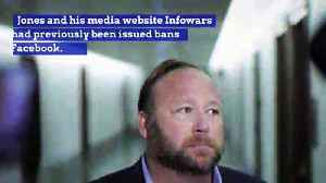 Instagram and Facebook Ban Alex Jones, Louis Farrakhan and Several Others [Video]