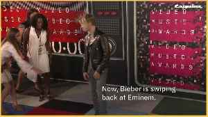 Justin Bieber is Starting a Beef with Eminem [Video]