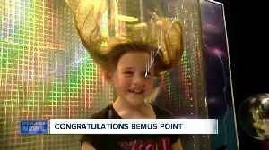 Andy Parker's Weather Machine visits Bemus Point [Video]