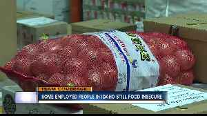 Food insecurity in Idaho [Video]