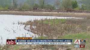 Heavy rain adds to concerns for areas recovering from Missouri River flooding [Video]