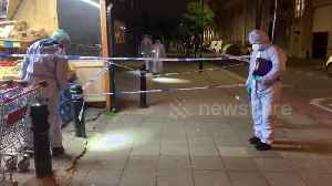 Fatal stabbing of boy, thought to be 15, in Hackney north-east London [Video]