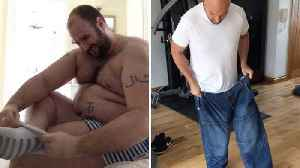 Incredible 10 Stone Weight Loss Timelapse Filmed By Former Obese Man [Video]