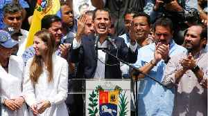Venezuela's Guaido: Our Protests Lacked Support Of Military Defectors [Video]