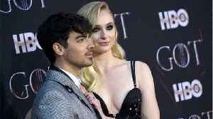 Joe Jonas And Sophie Turner Got Married In Las Vegas! [Video]
