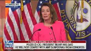 Pelosi falsely accuses Barr of lying [Video]