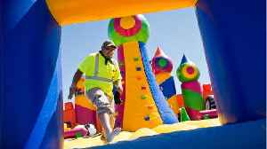5 Students Hospitalized After Bounce House Disaster [Video]