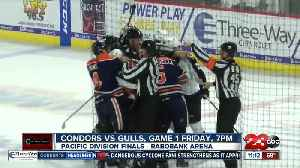 Condors Pacific Division Finals schedule [Video]