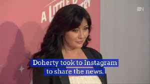 Shannen Doherty Will Be A Part Of 90210 Spinoff [Video]