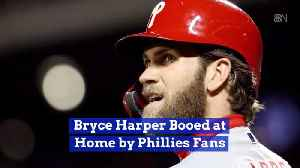 Bryce Harper Had A Bad Day [Video]