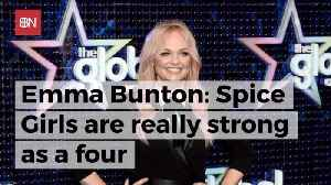 Emma Bunton Comments On The Spice Girls [Video]