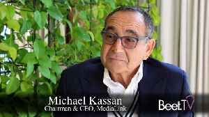 MediaLink's Kassan Ponders The Impact Of TV Battles On Advertising [Video]