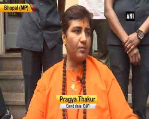 Pragya Thakur backs demand for burqa ban by Shiv Sena [Video]