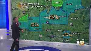 Lots More Rain Overnight, Flooding Big Concern [Video]