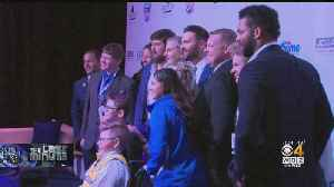 Team Impact Honors Families At Annual Gala [Video]