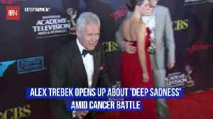 Alex Trebek Is A Real Fighter [Video]
