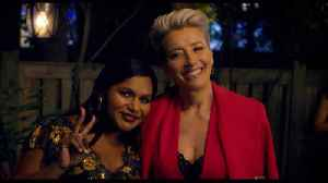 Mindy Kaling, Emma Thompson, John Lithgow in 'Late Night' New Trailer [Video]