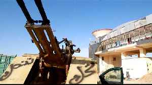 Government forces reinforce positions in Libya's Tripoli [Video]